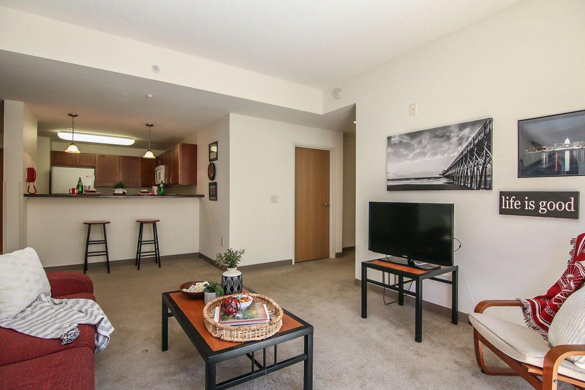 Ph Apartments Living Room