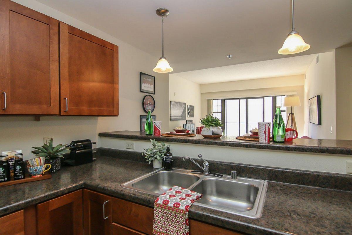 Ph Apartments Kitchen