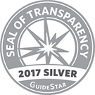 2017 Silver - Seal of Transparency